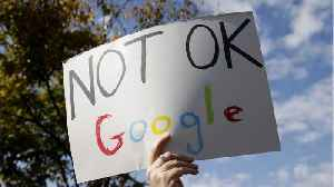 Google Workers Protest Office Harassment [Video]
