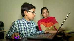 Hyderabad 11-year-old boy who teaches BTech, MTech students | OneIndia News [Video]