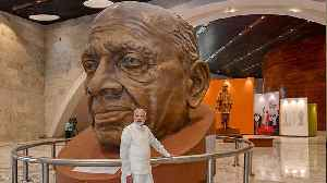 Museum inside Statue of Unity attracts huge crowd | OneIndia News [Video]