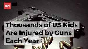 How Many Children Are Injured By Guns Every Year In The USA [Video]