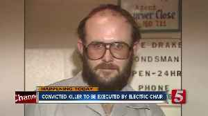 Tennessee inmate scheduled to die in electric chair [Video]