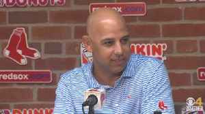 Alex Cora Says Getting Doused By Beer Was No Big Deal, Has To Make That Play Next Time [Video]