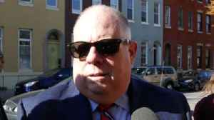 Governor Larry Hogan on the death of Jordan McNair and University System of Maryland Board of Regents [Video]