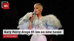 Katy Perry Buys New Digs For Over 7 Mill [Video]