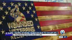 Wounded Veteran Relief Fund helping thousands of veterans [Video]
