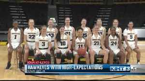 Hawkeyes have high-expectations for the upcoming season [Video]