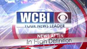 WCBI News at Ten, October 31, 2018 [Video]