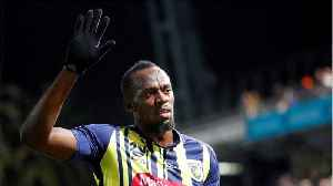 Usain Bolt Leaves Australian Soccer Team [Video]
