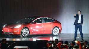 Tesla To Begin Producing Some Cars In China To Reduce Tariff Impact [Video]