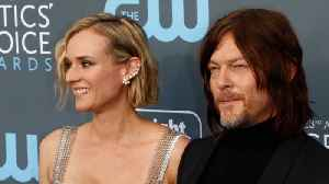 Norman Reedus And Diane Kruger Welcome Their Baby [Video]
