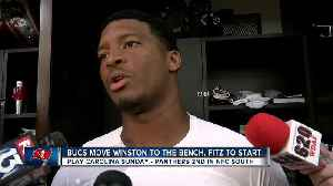 Tampa Bay Buccaneers seeking better quarterback play in game against Carolina Panthers [Video]