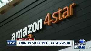 Amazon opening physical store in Lone Tree Thursday [Video]