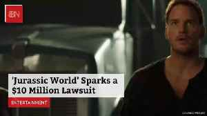 Jurassic World Lawsuit Attracts Lawsuit From Dinosaur Lawyers [Video]