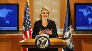 Heather Nauert Might Be Getting a New Job [Video]