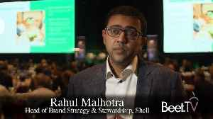 Shell's Brand Chief Seeks A Marketing Playbook In Cannes' CMO Council [Video]