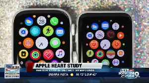 Apple watches could help catch heart issues [Video]