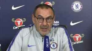 Sarri: Hazard can play for 45 minutes [Video]