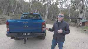 2019 Ford Ranger Raptor Tow and Recovery Hooks | Autoblog Short Cuts [Video]