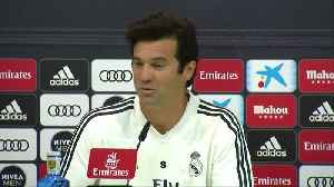 Solari's Real Madrid gets ready for in-form Valladolid test [Video]