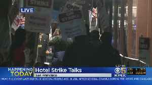 Bay Area Mayors Call For End To Month-Long Marriott Strike [Video]