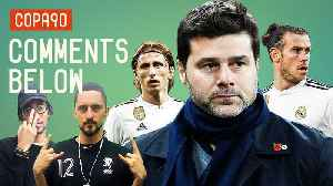 Will Pochettino Leave Spurs for Real Madrid?! | Comments Below [Video]