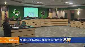 Southlake School Board Meets After Racist Student Video Goes Viral [Video]
