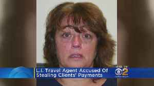 Travel Agent Arrested For Scamming Customers [Video]