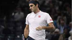 Federer Survives In France, Despite Being