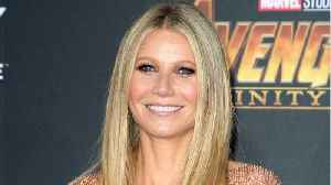 Gwyneth Paltrow Shares Her Wedding Dress With Fans [Video]