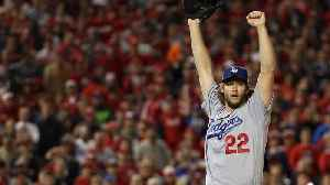 Report: Clayton Kershaw, Dodgers Agree to Three-Year, $93 Million Deal [Video]