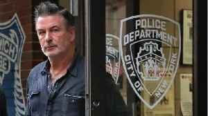 Actor Alec Baldwin Arrested For New York Parking Lot Brawl [Video]