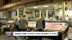 Wegmans ranks second in country in best workplace for women [Video]