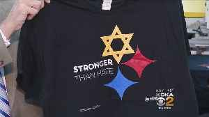 Grove City Company Sends $25K Donation To Synagogue From 'Stronger Than Hate' Shirt Sales [Video]