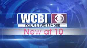 WCBI News at Ten, November 1, 2018 [Video]