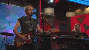 Saturday Sessions: Phosphorescent performs