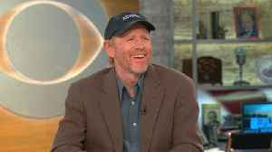 Ron Howard on the hybrid storytelling in National Geographic series