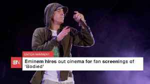 Eminem Wants You To Check Out 'Bodied' [Video]