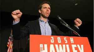 NRA President Campaigns For GOP Candidate Hawley [Video]