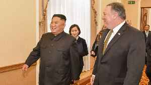 North Korea Says Sanctions Could Push It To Resume Nuclear Program [Video]