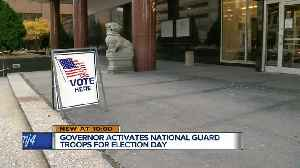 Gov. Scott Walker readies National Guard cybersecurity team for Election Day [Video]