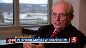 Could more electric chair executions be in Tennessee's future? [Video]