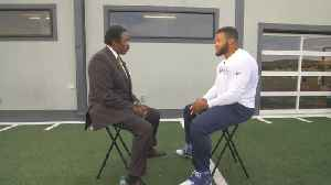 In The Game With Jim Hill: Aaron Donald [Video]