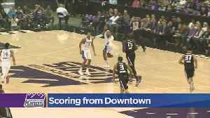 Stockton Kings G League Team Debuts To Excited Fans [Video]