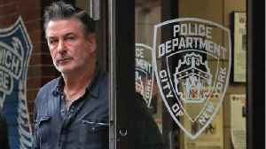 Alec Baldwin Slapped With Assault After Allegedly Hitting Man [Video]