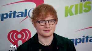 Ed Sheeran's Underwear Could Be Yours [Video]