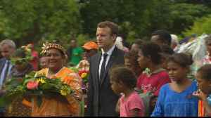 News video: Independence from France? New Caledonia holds vote on Sunday