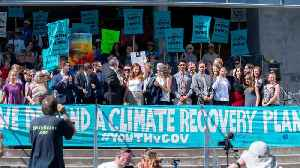 U.S. courts reject efforts to block youth climate trial [Video]