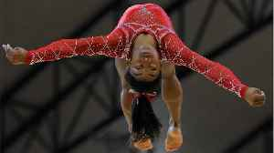 With Latest Medal, Simone Biles Becomes Most Decorated Female Gymnast In World Championships History [Video]