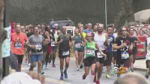 NYPD Ramps Up Security Ahead Of New York City Marathon [Video]
