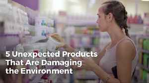 These Environment Killers Will Surprise You [Video]